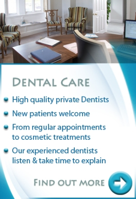 dentist Halifax, Calder House Dental Care